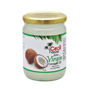 Ulei de cocos extra virgin – Cecil – 225 ml