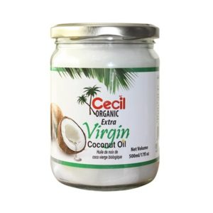 Ulei de cocos extra virgin – Cecil – 500 ml