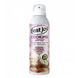 Cooking spray/ Spray de gătit cu gust de usturoi – Best Joy – 100 ml